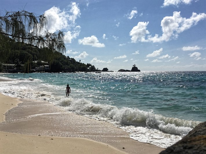Photos of the Month - June 2021 The Seychelles courtesy of Richard M.